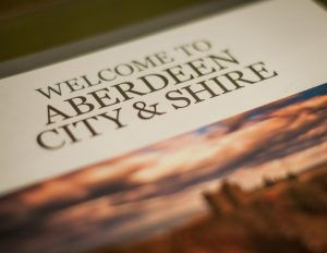 Aberdeenshire welcome pack